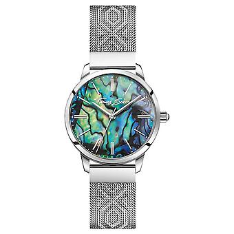Thomas Sabo | Womens Stainless Steel | Multicoloured Mother-Of-Pearl | WA0344-201-218-33