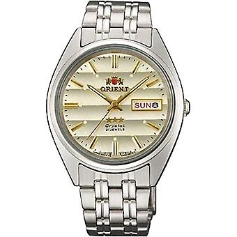 Orient Automatic Analog Woman with stainless steel strap FAB0000DC9