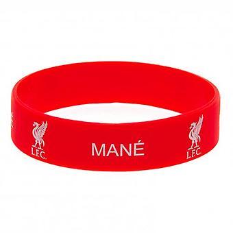 Liverpool-Silikon-Armband-Mähne