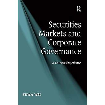 証券市場とコーポレート ・ ガバナンスの中国体験魏・雄和
