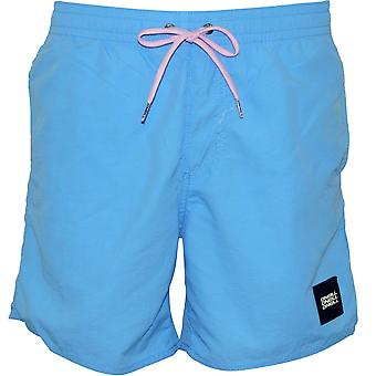 O'Neill Vert helfärgade Swim Shorts, Blue Heaven