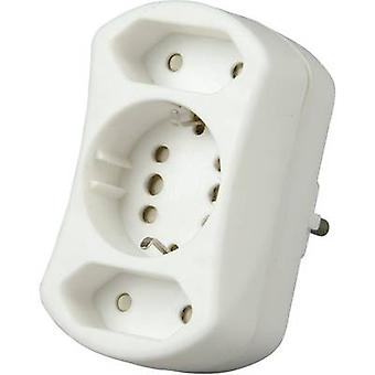 Kopp 179602001 3x Socket splitter White