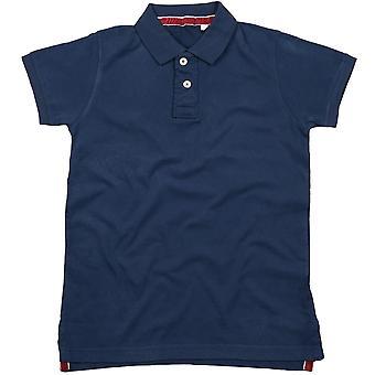 Mantis Superstar Mens Short Sleeve Jersey Polo Shirt