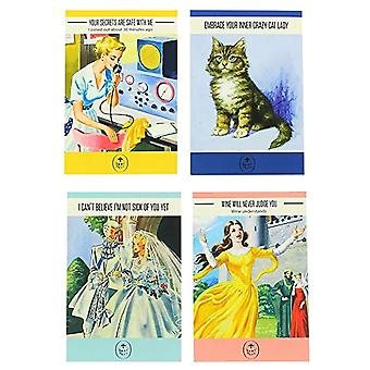 Vintage Ladybird notecards en enveloppen