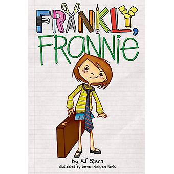 Frankly - Frannie by AJ Stern - Doreen Mulryan Marts - 9780448453484
