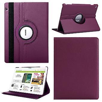 Para Samsung Galaxy Tab S5e T720 T725 estuche funda Case protección púrpura nueva