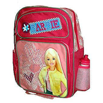 Backpack - Barbie - Yellow Jacket School Bag 16