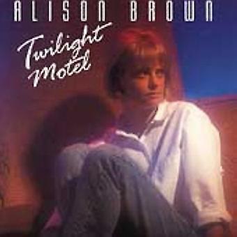 Alison Brown - importation USA Twilight Motel [CD]