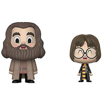 Harry Potter Hagrid i Harry Vynl.