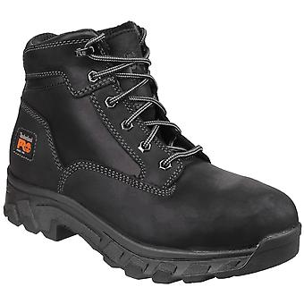Timberland Pro Mens Workstead Lace-up Safety Boot Black