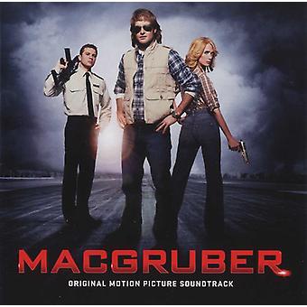 Various Artists - Macgruber [CD] USA import