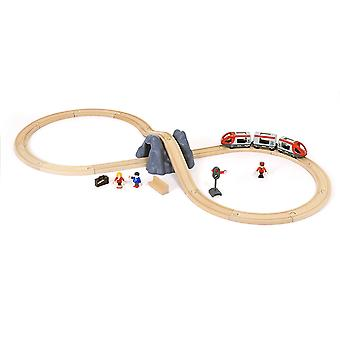 Mundo BRIO - ferroviária Starter Set A
