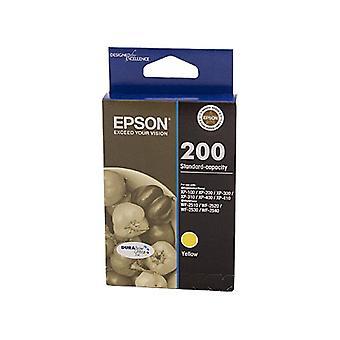エプソン200イエローインクカートリッジ