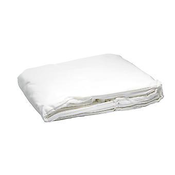 BRESSER Y-9 Sfondo panno 3x4m Bianco