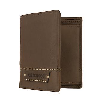 Chiemsee Men's Purse Wallet Purse Brown 8188