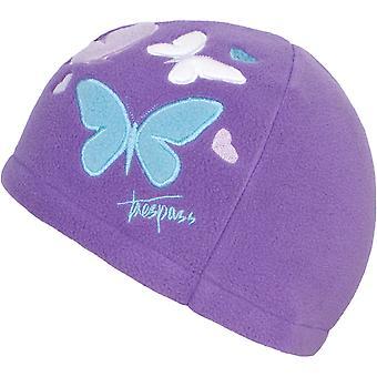 Trespass lasten tyttöjen Flooty hattu