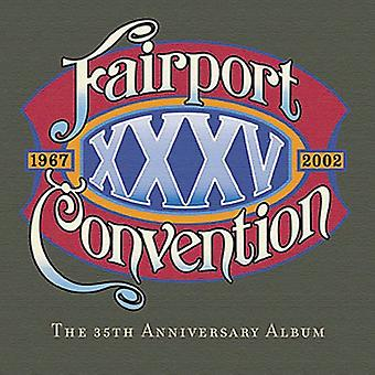 Fairport Convention-XXXV [CD] VS importeren