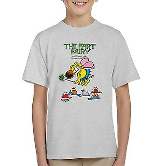 Grimmy The Fart Fairy Kid's T-Shirt