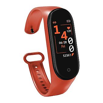 M4 Activity Wristband-Red