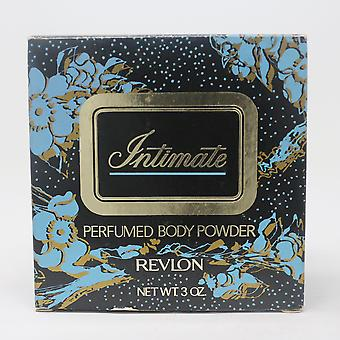 Revlon Intimate Perfumed Body Powder  3oz/ml Vinatage