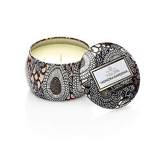 Voluspa Decorative Tin Candle Yashioka Gardenia 113g