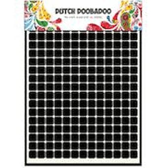 Dutch Doobadoo A5 Mask Art Stencil - Patch 470.715.104