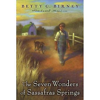 Sassafras Springs seitsemästä ihmeestä