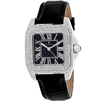 Christian Van Sant Mujeres's Radieuse reloj de marcación en negro - CV4420