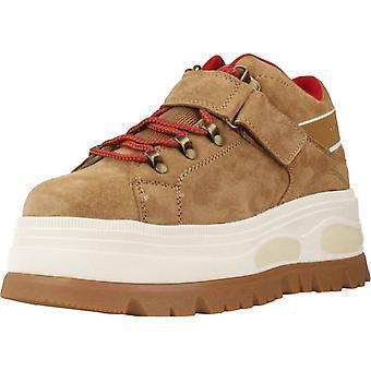 Coolway sport/grafiek kleur lederen schoenen
