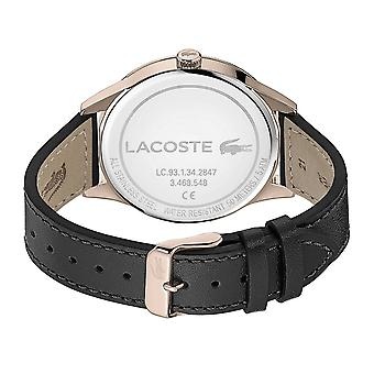 Lacoste Mens Lacoste Continental Water Resistant Watch