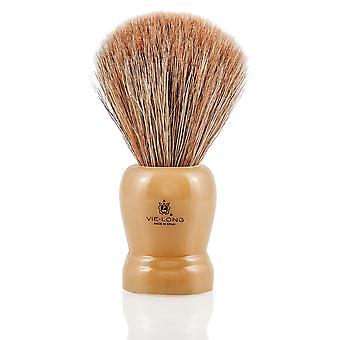 Vie-Long 12601 Brown Horse Hair Shaving Brush
