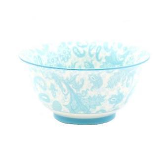 Lesser & Pavey keramiske orientalske ris boller-blå