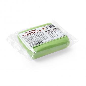 Saracino Modelling Paste - Verde chiaro 250g - PACCHETTO BULK Di 6