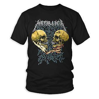 Metallica Sad But True Black Album Rock Official T-Shirt
