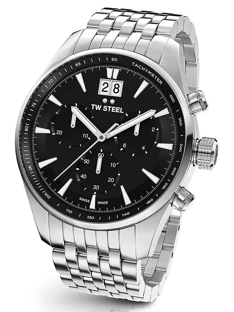 TW Steel Ace311 ancient Aternus Swiss Made chronograph mens watch 45 mm