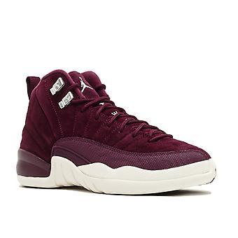 Air Jordan 12 Retro Bg (Gs) 'Bordeaux' - 153265-617 - Shoes