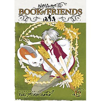 Natsumes Vriendenboek Vol. 6 door Yuki Midorikawa