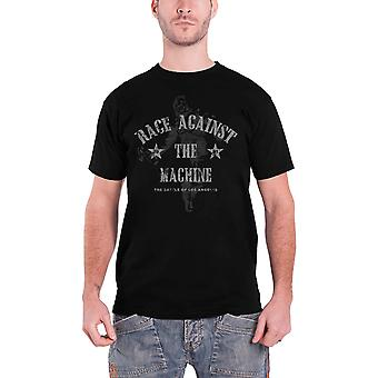 Rage Against the Machine T Shirt Battle of Los angeles new Official Mens Black