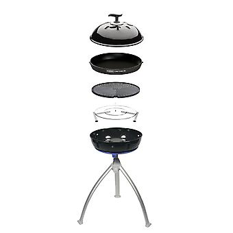 Cadac Grillo Chef 2 BBQ/Chef Pan Combo - Black