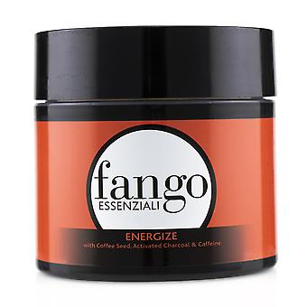 Fango essenziali energize mud mask with coffee seed, activated charcoal & caffeine 235782 198g/7oz