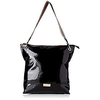 SALAMATOF GIOSEPPO - Black Woman handbag (Negro) 14x34x37 cm (W x H L)