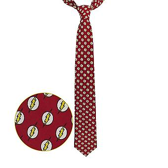 Flash Micro Print Men's Neck Tie