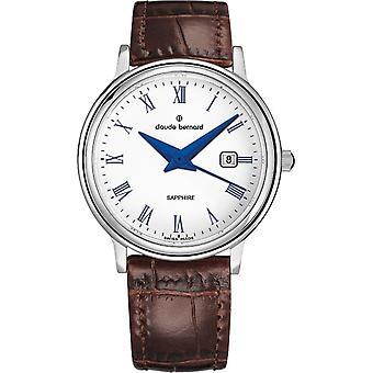 Claude Bernard - Wristwatch - Ladies - Classic Ladies - 54005 3 ARBUN