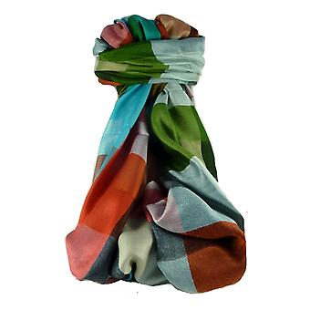 Herren Premium Seide zeitgenössische Schal 2719 von Pashmina & Seide