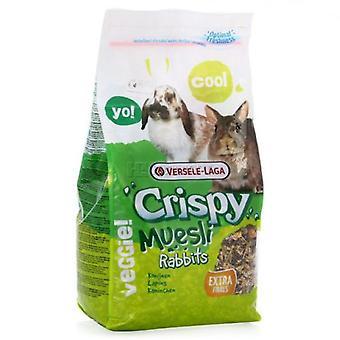 Versele Laga Crispy Muesli Food for Rabbits (Small pets , Dry Food and Mixtures)