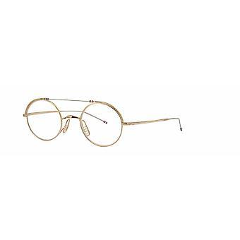 Thom Browne TBX910 01 White Gold-Silver Glasses