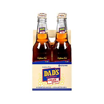 Dads Cream Soda-( 355 Ml X 4 Cans )