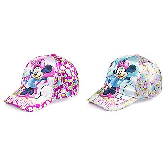 Minnie Mouse Childrens/Girls Ice Cream Stand Baseball Cap