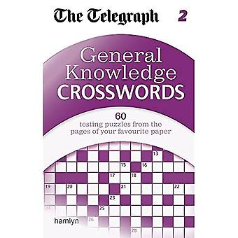 The Telegraph General Knowledge Crosswords: 2
