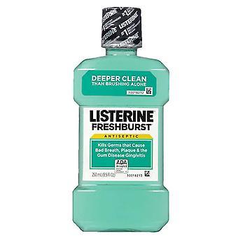 Listerine antiseptic mouthwash, freshburst, 8.5 oz